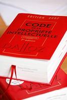 Intellectual property code.