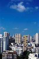 Skyline , Bombay Mumbai , Maharashtra , India
