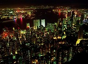 Night Of Hongkong,China