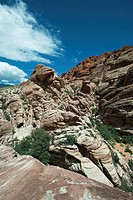 Red Rock Canyon, Nevada, USA (thumbnail)