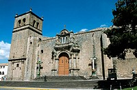 Iglesia de San Francisco, Plaza San Francisco, Cusco, Peru