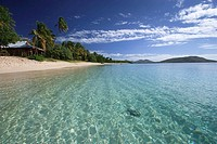 Oarsman's Bay and Beach, Nacula Island, Yasawa Chain, Fiji