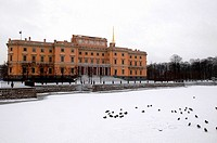 Russia, St Petersburg, Mikhailovsky castle
