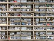 Building near Westbourne Park, London, England, UK