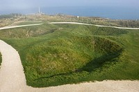 France - Normandy - Calvados - Pointe du Hoc