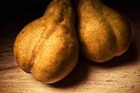 Pears, still life