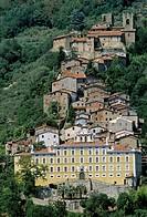 Villa Garzoni, Collodi, Pistoia Province, Tuscany, Italy, Europe