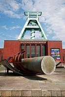 D-Bochum, Ruhrgebiet, Nordrhein-Westfalen, NRW, Deutsches Bergbau-Museum, Forschungsinstitut fuer Montangeschichte, Geschichte und Technologie im Stei...