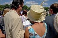 Ladies Day Newmarket Races UK July