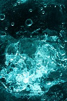 Blue abstract image (thumbnail)