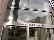 Walters Art Museum in Baltimore, Maryland, USA