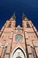 Cathedral of Uppsala, Sweden, Scandinavia, Europe