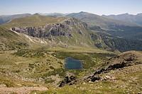 Nockberge National Park, Gurktaler Alps, Carinthia, Kärnten, Austria, Europe