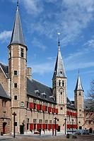 Abdij, Abbey, Zeeuws Museum, regional museum, Middelburg, Walcheren, Zeeland, Netherlands