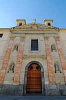 Las Salesas Church and Convent, Orihuela, Alicante, Spain