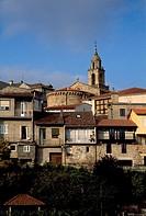 Jewish quarter. Ribadavia. Ourense province. Galicia. Spain.