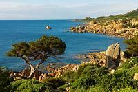 Capo Comino, Sardinia, Italy