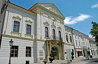 East Slovak Gallery, old Comitatus building, Kosice, Slovakia, Slovak Republic