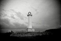lighthouse Lastres, Asturias