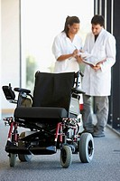 Health and Quality of life Unit researchers developing a control system for intelligent power wheelchair, FIK technology research program for aged and...
