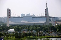 Olympic Sport Centre,Beijing,China