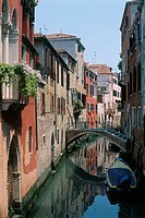 Italy _ Venice _ Channel _ way of life _ residential