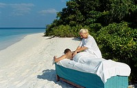 Maldives _ SPA _ Massage