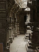Bhuleshvar Temple (A Temple of Pandav Era) near pune (about 50 km), Maharashtra. Temple was built during the period of 1230 AD by Choula Rulers. It mu...