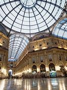 Galleria Vittorio Emanuele II , Milan, Italy