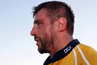 liviu pascu ,parma 03_10_2008 ,overmach cariparma_arix viadana ,top ten italian rugby championship 2008/09 ,photo gianni nava/markanews