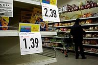 supermarket, milan