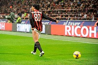 ronaldinho,milano 02_11_2008 ,campionato di calcio serie a 2008/2009 ,milan_napoli 1_0 ,photo paolo bona/markanews