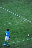andrea marcato ,reggio emilia 22_11_2008 ,rugby test match italy_pacific islanders ,photo paolo bona/markanews