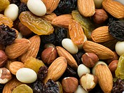 Nut And Dried Fruit Mix