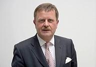 Dr. Frank Ulrich MONTGOMERY, chairman of the Marburger Bund - Verband der angestellten und beamteten Aerztinnen und Aerzte Deutschlands e.V.
