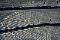 Seats, Allianz Arena, Munich, Bavaria, Germany