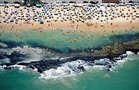Boa Viagem Beach, Recife, Perambuco, Brazil
