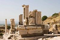 Ancient Ruins of Ephesus, Ephesus, Turkey