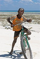 Child, Children on Matemo island, Quirimbas islands, Mozambique, Africa