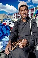 Ladakhi, Leh, Himachal Pradesh, India, Asia
