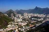 District butafogo, rio de janeiro, brasil