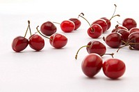 Close_up of cherries