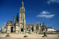 Parish closes, Pleyben, Finistere, Brittany, France, Europe