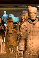 The First Emporer: China´s Terracota Army, British Museum, London