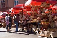Dolac Market, Zagreb, Croatia, Europe