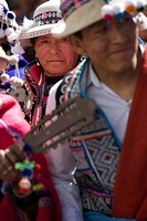 Procession, Sucre, Bolivia, South America