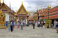 Wat Phra keo Bangkok Thailand