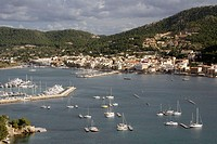 Spain, Majorca, Port d´Andratx