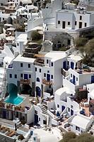 Greece Cyclades Islands Santorini