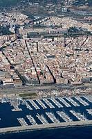 Spain, Catalonia, Barcelona, El Maresme, Mataró